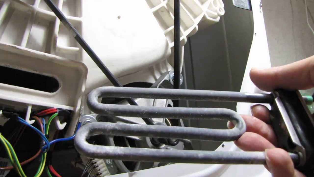 Поломка водонагревателя
