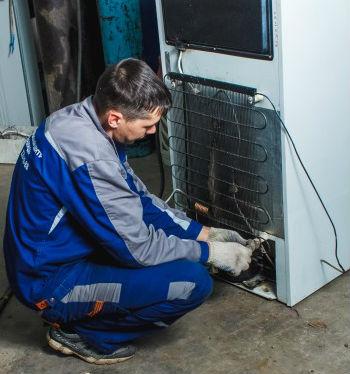 Быстрый ремонт холодильника