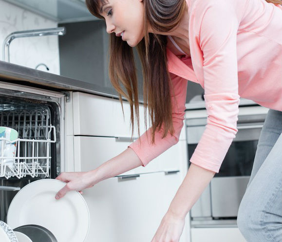 Поломка посудомойки